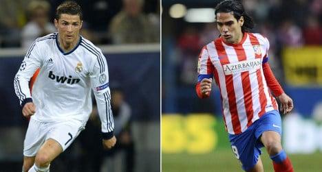 Real bid to extend Madrid derby streak in cup final