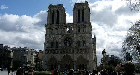 Far-right figure kills himself at Notre Dame