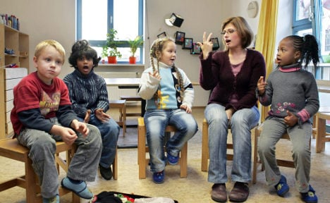 More migrant kids need help with German