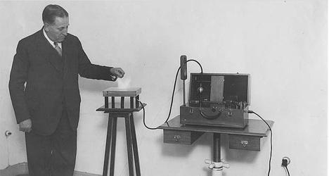 Spaniard built 'mobile phone' 100 years ago