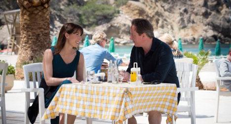 UK press slam PM for Ibiza trip in 'terror crisis'