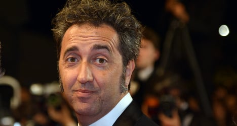 The Italian film director vying for a Palme d'Or