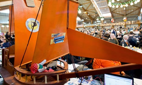 Pirate Party declare election-year attack