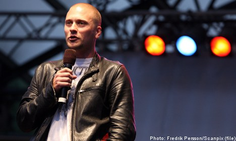 Swedish comic slams 'secret' Eurovision script