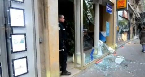Blame game follows PSG fans' rampage in Paris