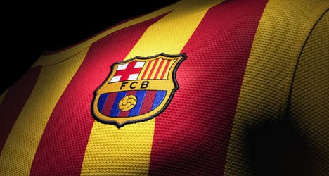 New Barça shirts fly flag for Catalonia