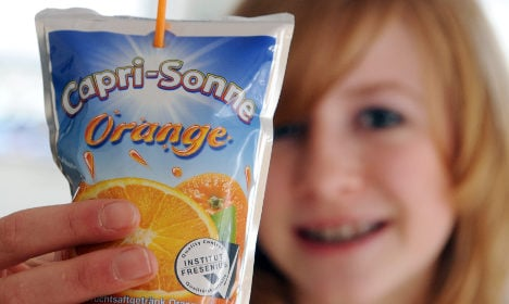 Capri-Sun drink wins false advertising award