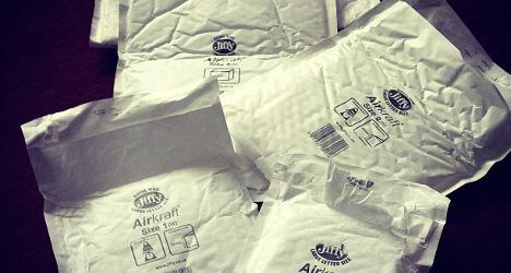 'Lazy' Sardinian postman hoards 400 kilos of mail