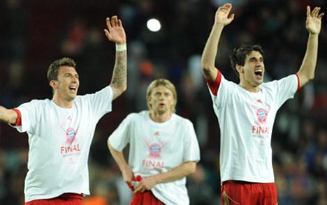 Bayern Munich secure all-German CL final