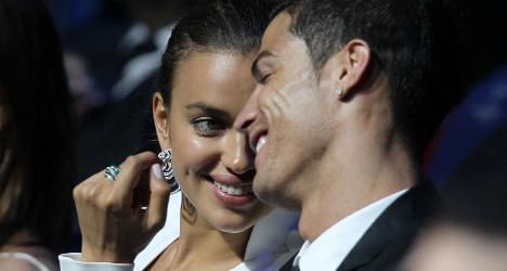 Cristiano Ronaldo gets traffic stop death threats