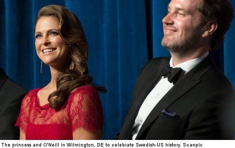 American 'prince' says no to Swedish citizenship