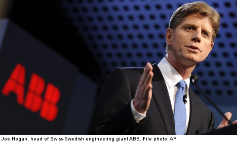 ABB executive to quit after five-year tenure