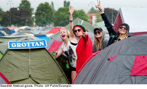 Swedish music festivals: A survival guide