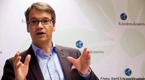 Christian Democrat support drops: poll