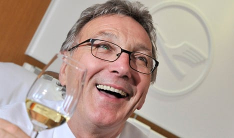 Lufthansa ex-CEO lands top job despite wrangle