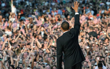 Obama set to visit Berlin next month