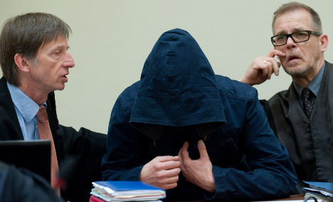 Two accused in neo-Nazi trial 'will talk'