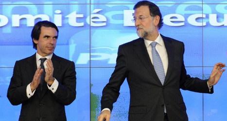 Former Spanish PM Aznar hints at comeback