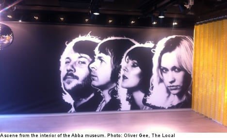 Stockholm hit by Abba fever at museum launch