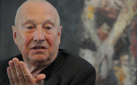 Painter Baselitz raided in tax avoidance move