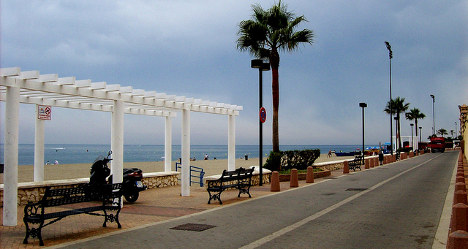Elderly British twins in mystery Malaga suicide
