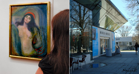 Oslo reaches deal on new Munch Museum