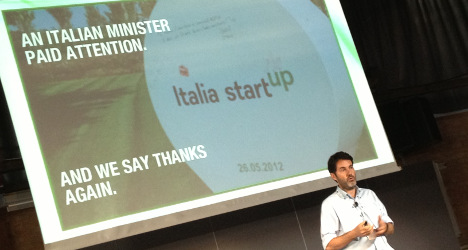 Are start-ups the key to Italy's future?