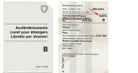 EU citizens face Swiss residence quotas