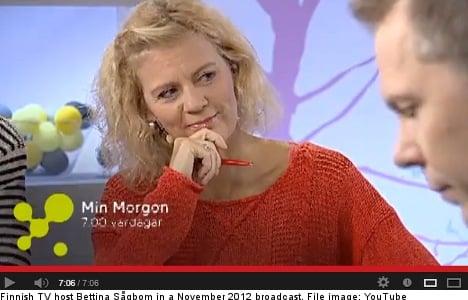 Swedish-speaking host hit with death threats