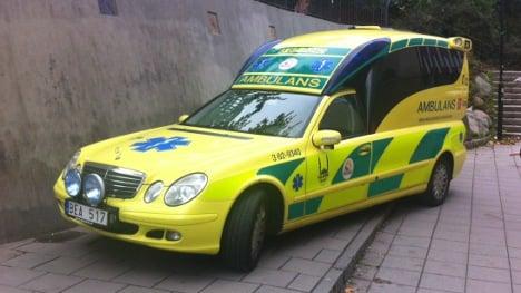Ambulance staff fired after refugee scandal