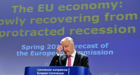 Brussels casts doubt on Spain's deficit plans