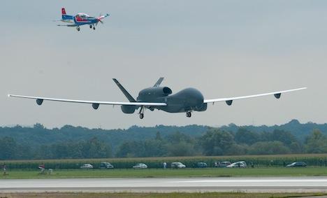 Germany kills 'Euro Hawk' drone programme