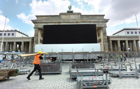 Police put Germany on terror alert for CL final