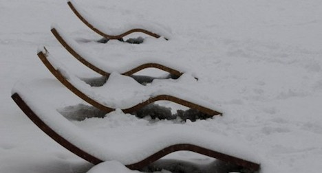 Switzerland braces for wet and wintry weather