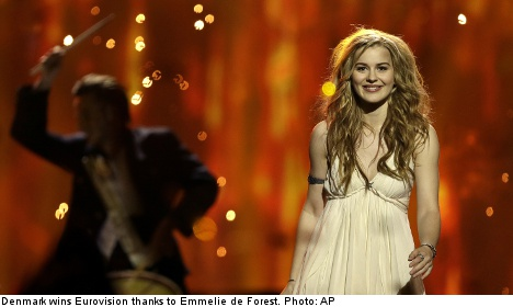 Denmark wins Eurovision 2013 in Malmö