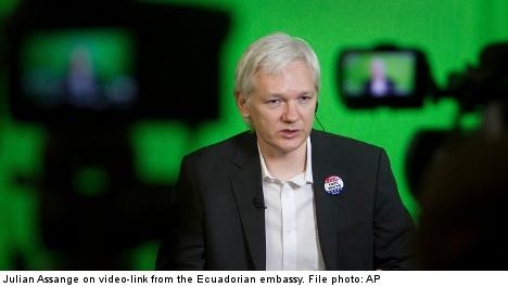 Assange's sex crimes accuser speaks out