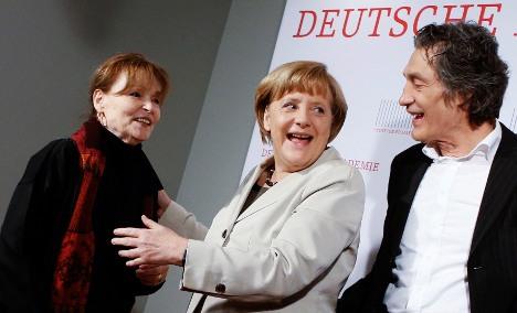 Merkel reveals new details of GDR past
