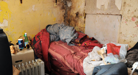 Landlord let out festering rooms to the vulnerable