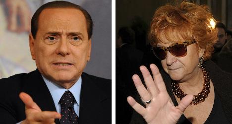 Berlusconi prosecutors call for lifetime ban