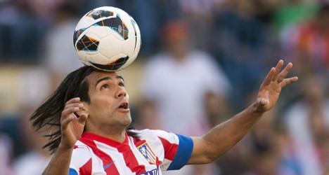 Monaco sign Atletico's Falcao for €45 million