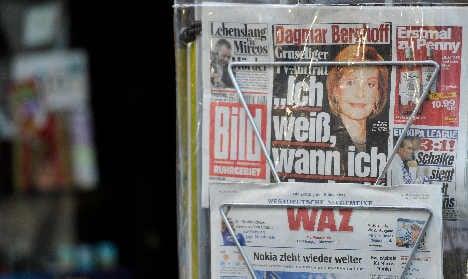 Top-selling 'Bild' tabloid to slash staff figures