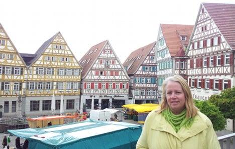 'Herrenberg is a colourful, cultural gem'