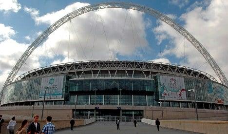 German footie fans bid for Wembley CL tickets