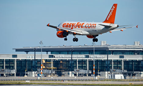 Easyjet may fly from new Berlin airport this autumn