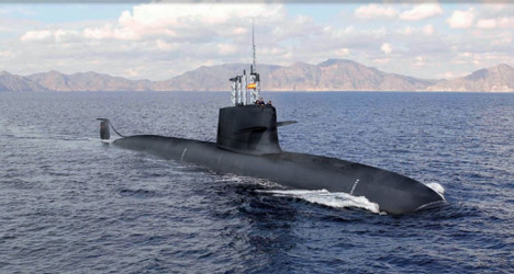 €530m bill for Spain's 'sinking submarines'