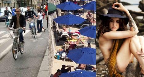 Top ten tips: How to pass for a Parisian