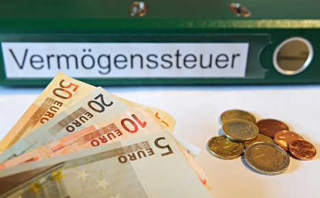 Schäuble: Greens' tax plan is 'nonsense'
