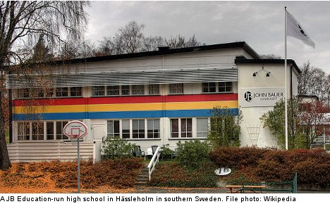 Major Swedish free school firm to shut down