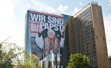 Germany's Bild tabloid launches online paywall