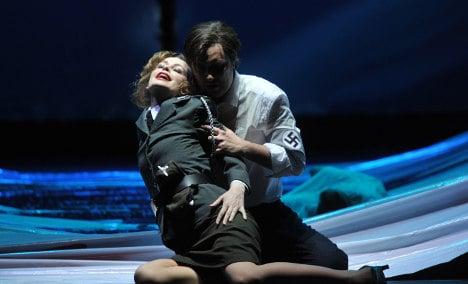 Opera house kills Nazi themed Wagner show